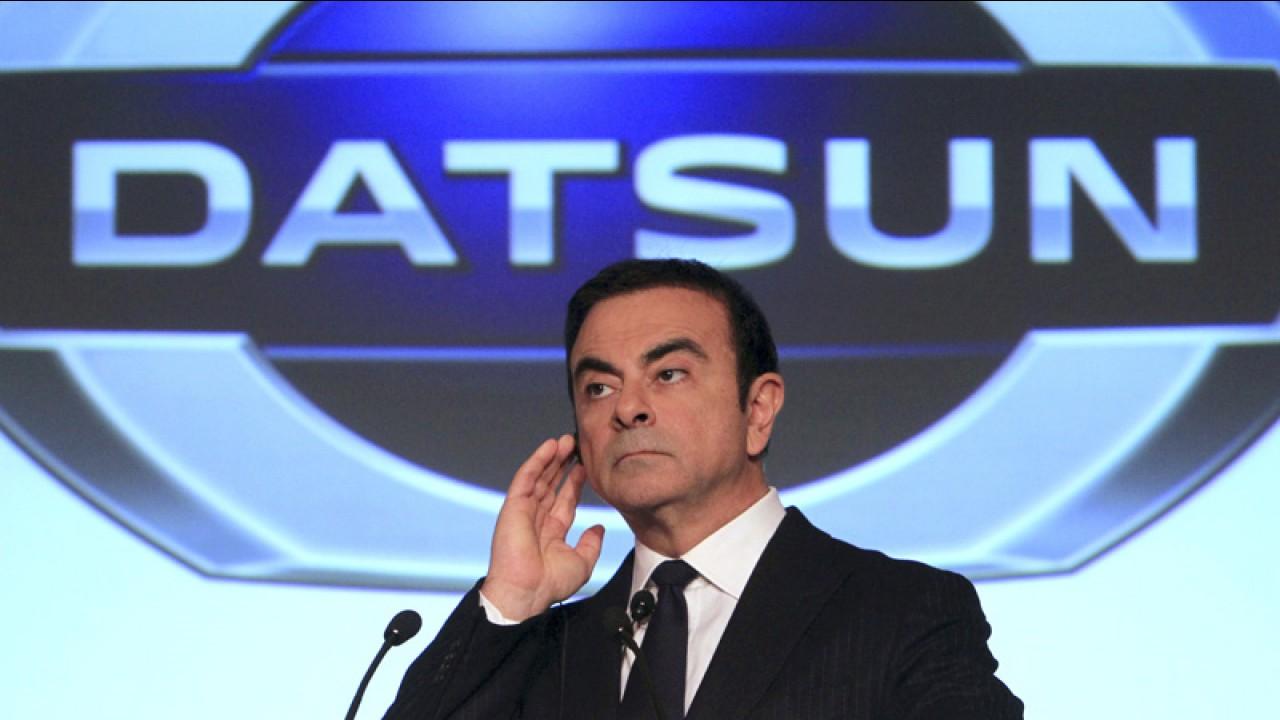 Datsun voltará ao mercado em 2014 com dois modelos no catálogo