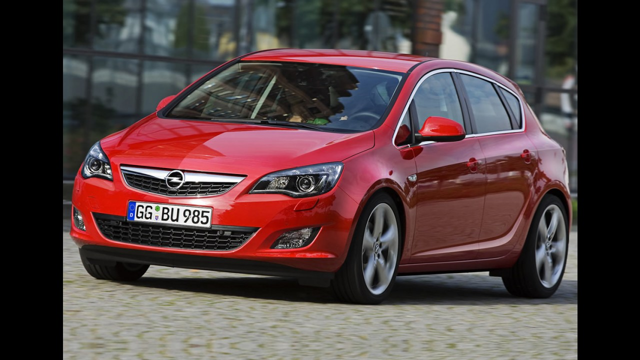 Próxima geração do Opel Astra será produzida apenas na Inglaterra e na Polônia