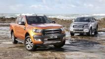 Ranger 2016 chega à Austrália sem medo de encarar a nova Hilux - veja fotos