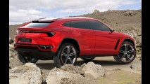 CEO da Lamborghini confirma lançamento do SUV Urus para 2017