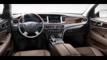 Hyundai Equus chega à linha 2013 na Coreia do Sul com visual atualizado