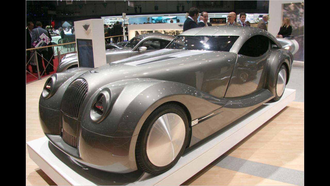 Morgan Life Car