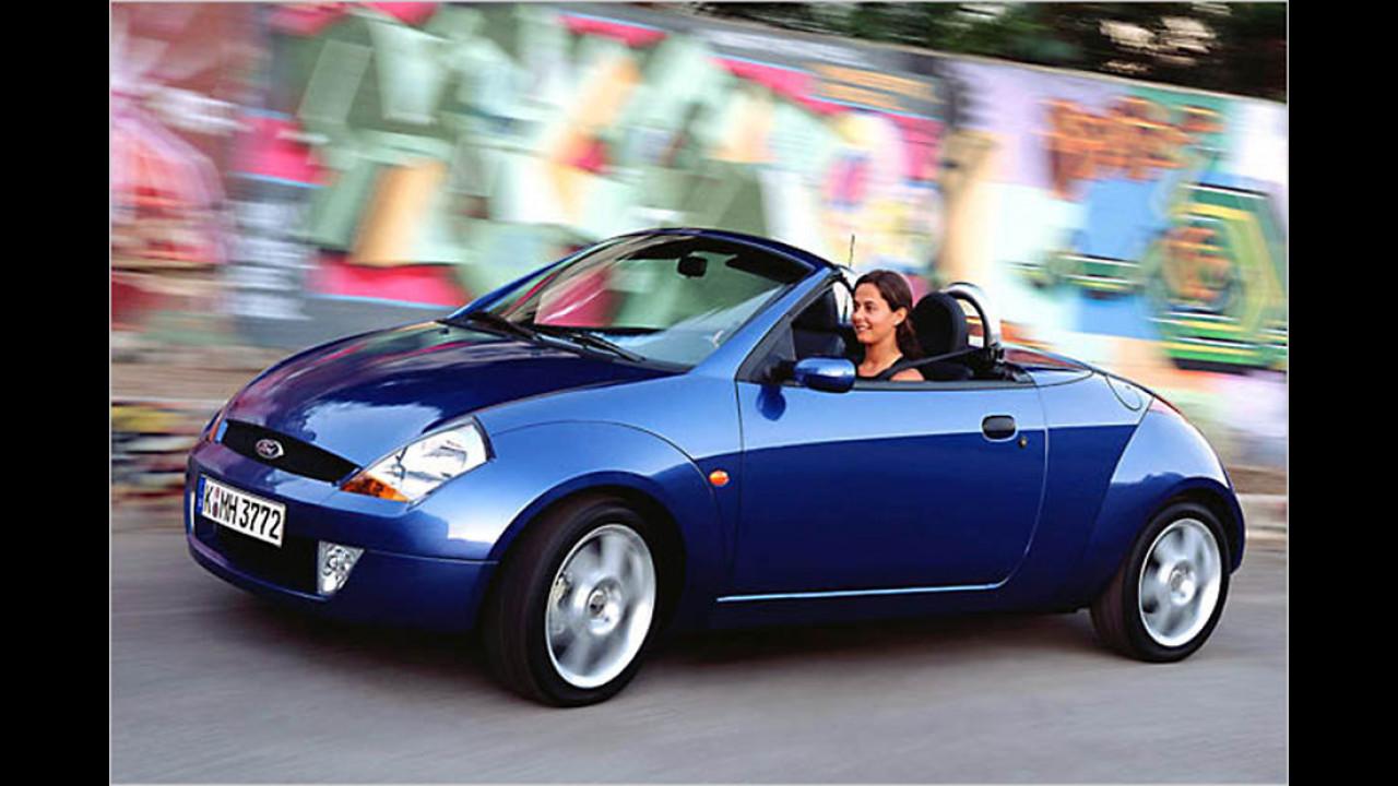 Ford Streetka (2002 bis 2005)