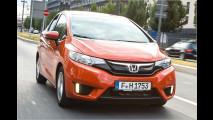 Neuer Honda Jazz im Test