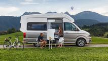2017 Volkswagen California XXL Concept