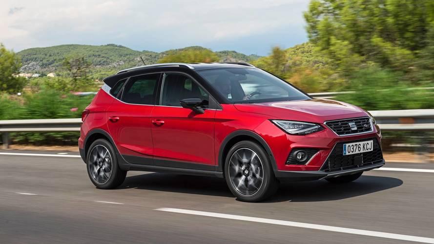 Primera prueba SEAT Arona 2018: directo a la batalla de los SUV urbanos