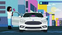 Ford and Lyft cooperation