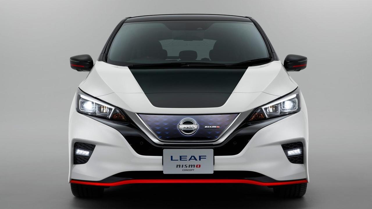 2017 - [Nissan] Leaf II - Page 7 Nissan-leaf-nismo-concept