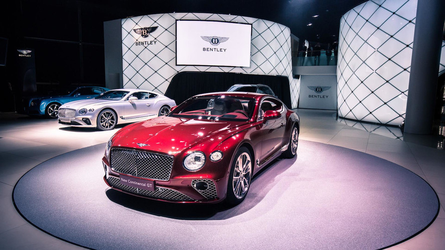 VIDÉO - Découvrez la Bentley Continental GT (2018) dans ses moindres détails !