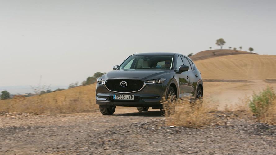 Mazda CX-5 2018, prueba a fondo