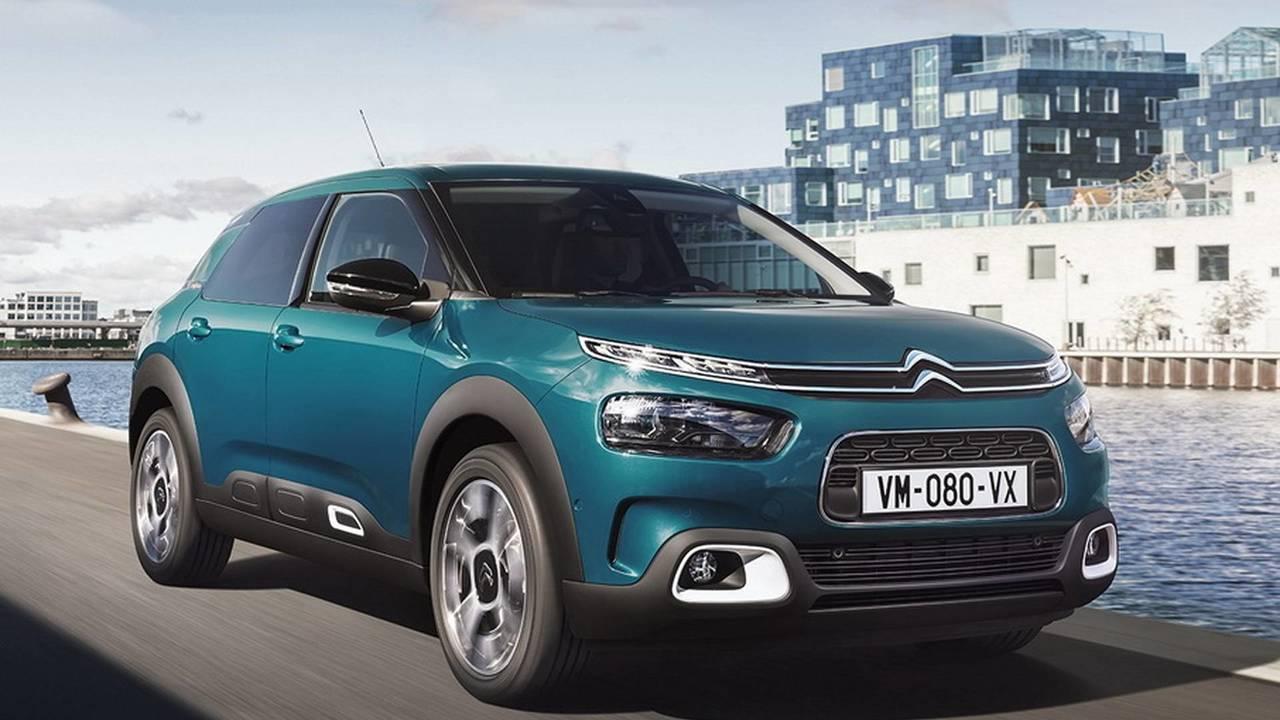 Citroën C4 Cactus (2018)