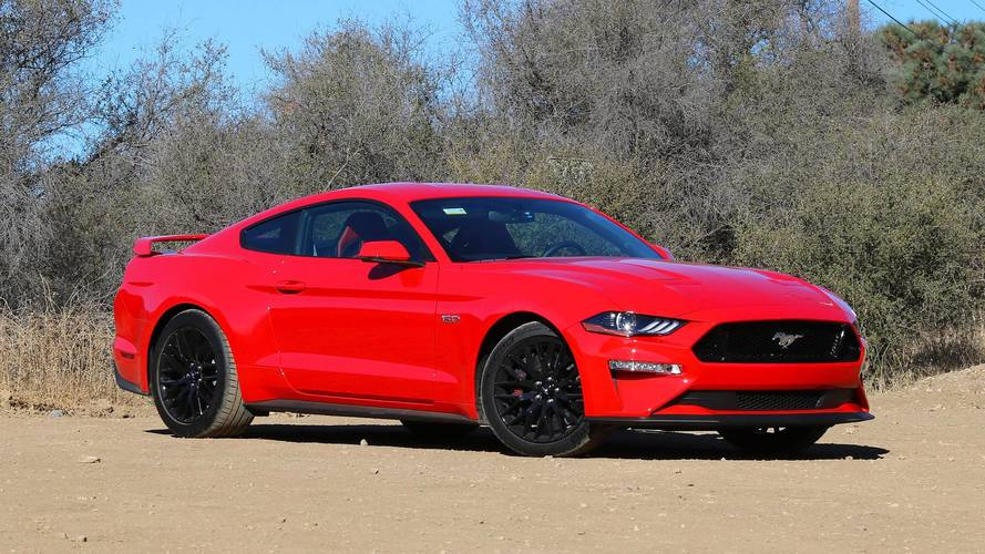 2018 Ford Mustang First Drive: An All-Round Better Pony Car