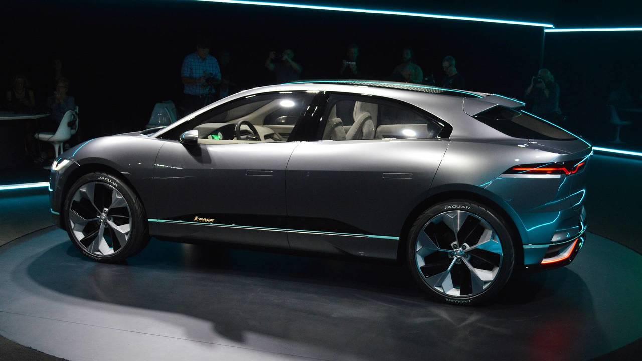 Jaguar I-PACE Concept 2018