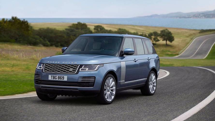 Land Rover Unveils Updated 2018 Range Rover, P400e Plug-In Hybrid