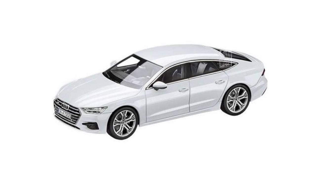 2018 Audi A7 Sportback modelleri