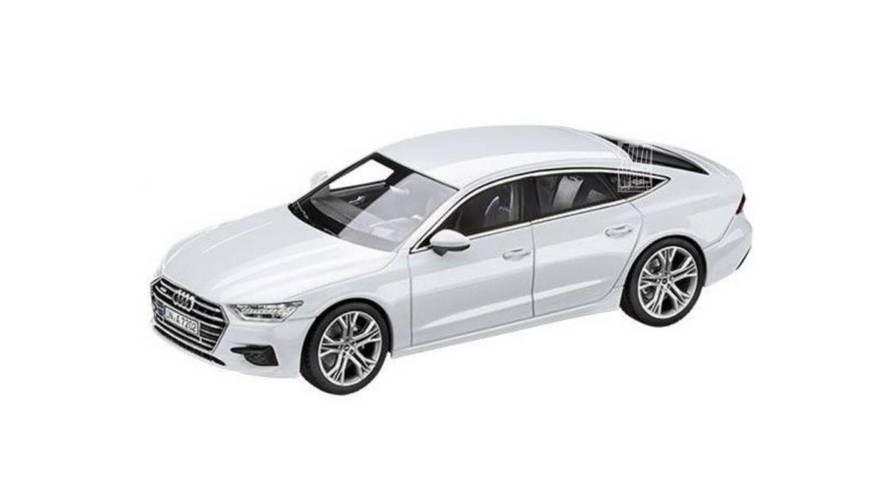 2018 Audi A7 Sportback model