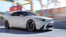 BMW iM2 rendering