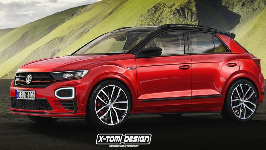 Volkswagen T-Roc GTI sadece dijital dünyada yaşayacak