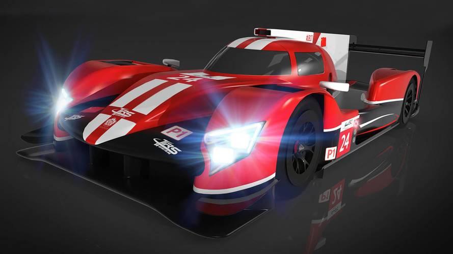 Ginetta va lancer sa LMP1 à Autosport International