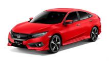 Honda Civic RS Turbo Modulo