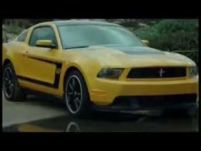2012 Ford Mustang Boss Exteriors
