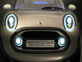 2011 Mini Rocketman Concept Exterior Design