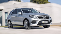 2016 Mercedes-Benz GLE-Class gets IIHS TSP+ rating