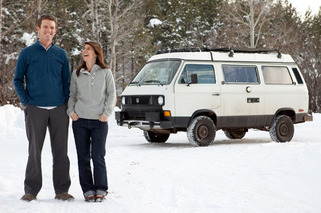 Help This Couple and Their VW Vanagon Drive Around the World