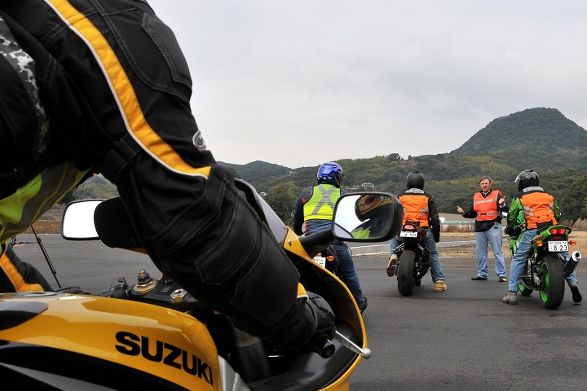 Motorcycle School: Essential for Not Dying Immediately