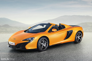 McLaren Discontinues 12C and Offers Owners Free 650S Upgrade