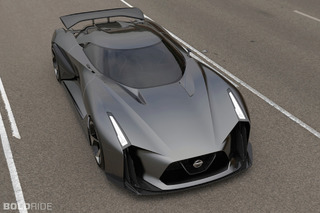 Nissan Concept 2020 is a Future GT-R In Disguise [w/Video]