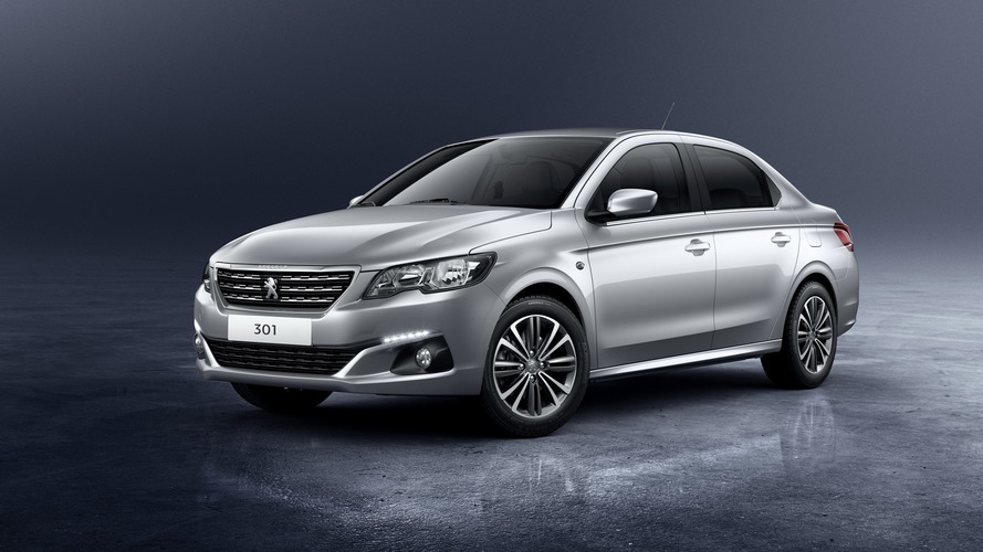 Rival de Cobalt e Versa, novo Peugeot 301 será lançado na Argentina