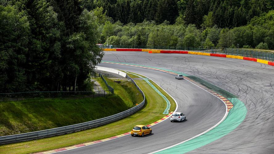 Renault Sport dévoile son programme de sorties circuit 2017