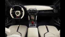 Lamborghini se inspira na Porsche e espera dobrar produção com seu primeiro SUV