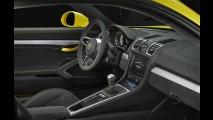 Genebra: novo Porsche Cayman GT4 faz de 0 a 100 km/h em 4,4 segundos