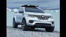 Novidades Renault: Fluence II e picape Alaskan devem estrear ainda em 2016