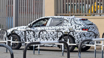 2018 Alfa Romeo Stelvio spy photo