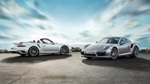 Porsche 911 Turbo et Turbo S