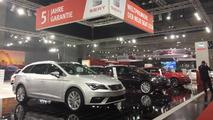 2017 VW Golf, Skoda Octavia ve SEAT Leon, Viyana'da tanıtıldı