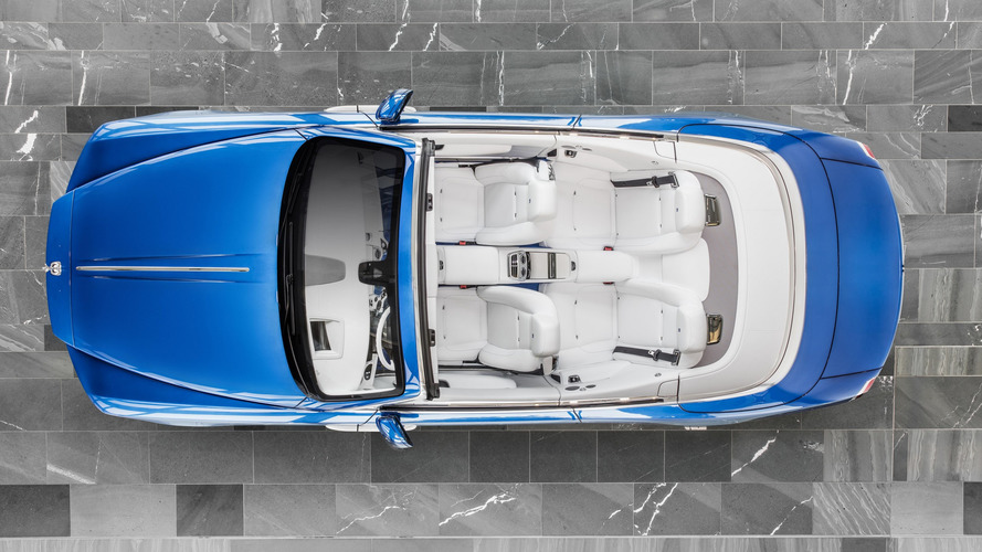 Rolls-Royce reminisces top 2016 bespoke creations
