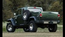 FCA: inédita picape Jeep não será baseada na plataforma do Wrangler