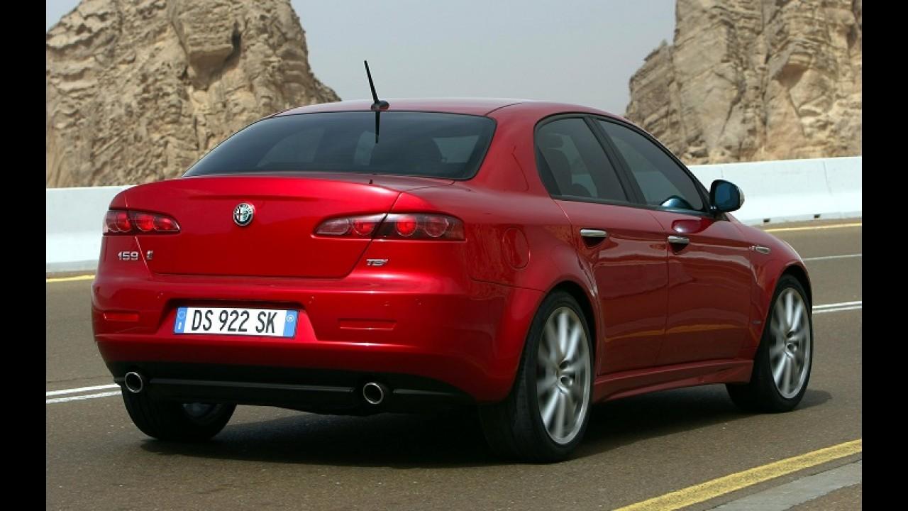 Alfa Romeo mostra teaser do inédito Giulia; estreia acontece amanhã