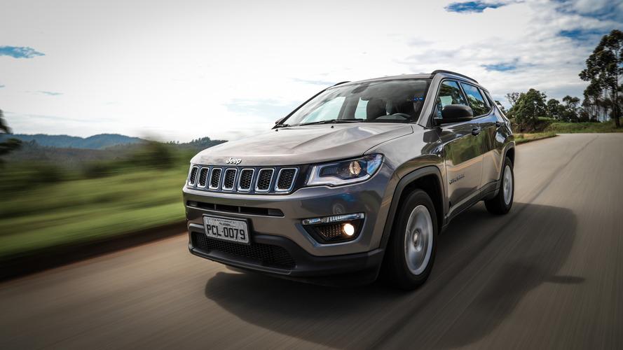 Jeep Compass terá motor 2.4 e