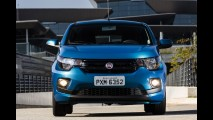 Volta rápida: Sem inovar, Fiat Mobi mira pontos fracos do up!