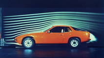 Porsche 924 produced from 1975 to 1985