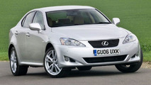 Lexus IS 220d Sport (UK)