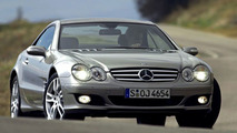 New Generation Mercedes SL 500