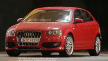 Spy Photos: Audi S3 Uncovered