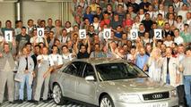 Last Audi A8