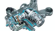Golf 4MOTION Rear axle gearbox modul
